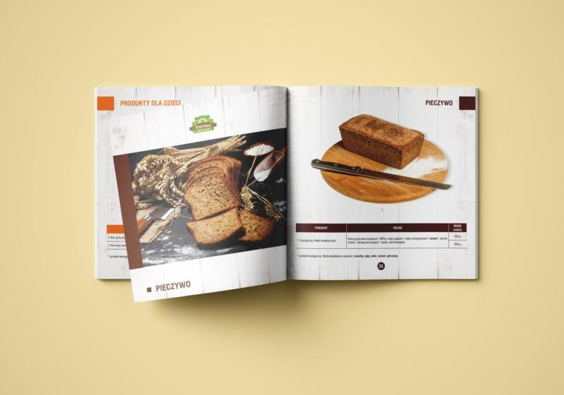 FARMA SWIETOKRZYSKA / Katalog Kwadrat